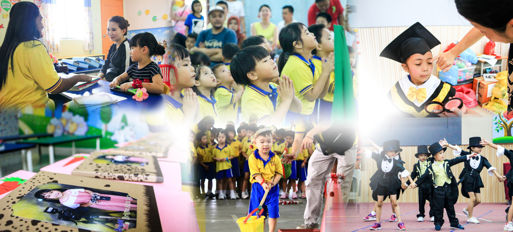 Kindergarten Annual Activity
